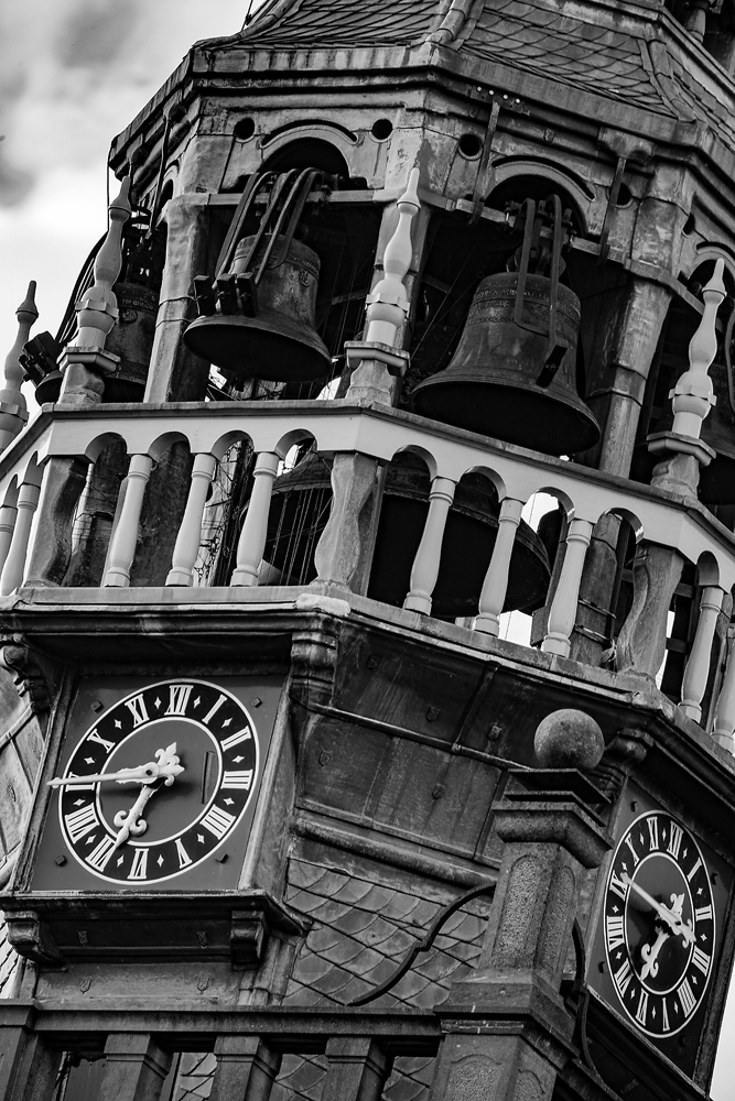 The Clock and Bells