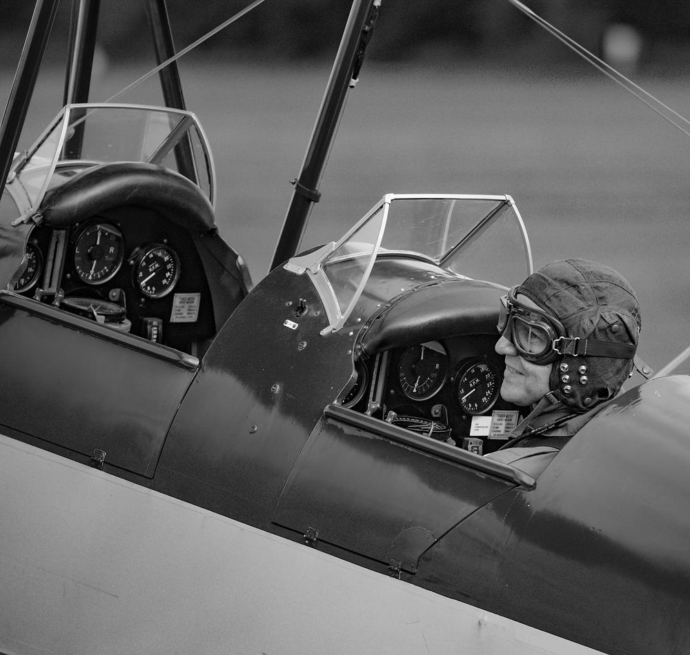 The Tiger Pilot