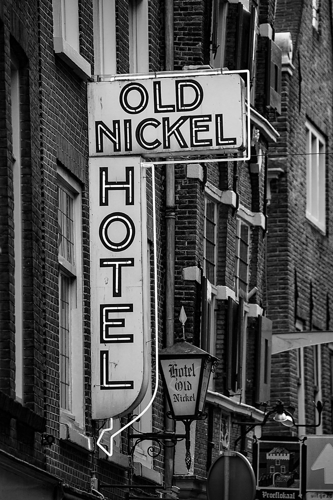 The Old Nickel Hotel