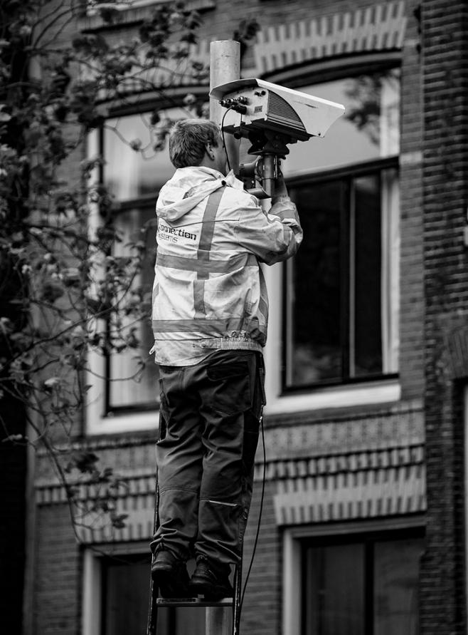 The CCTV Man