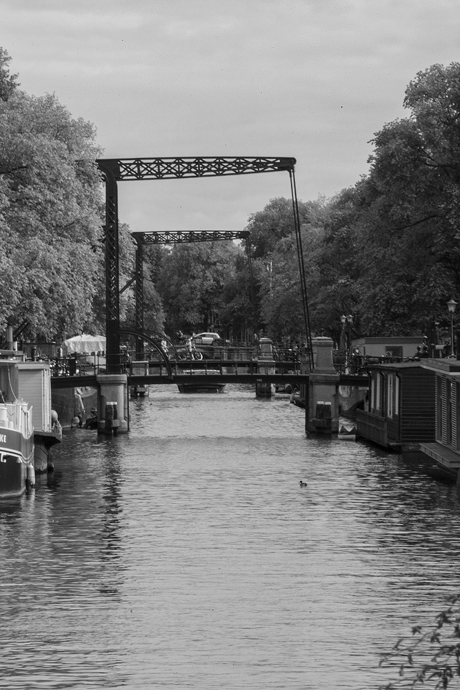 The Bridges in Amsterdam