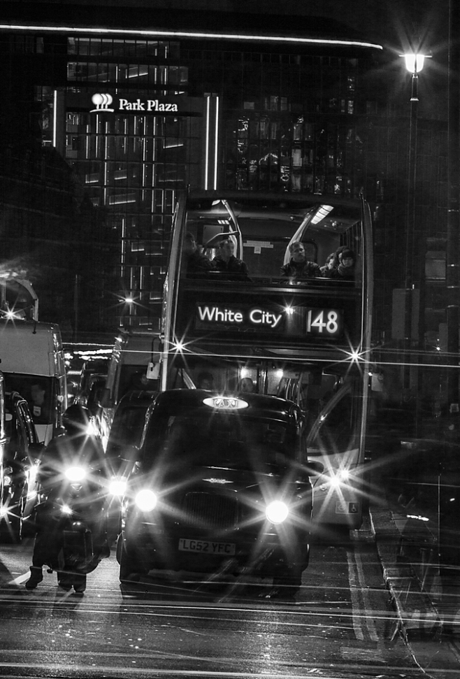 The White City Bus
