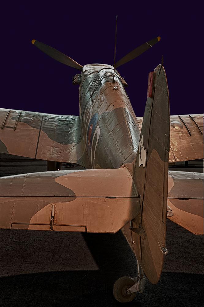 The Spitfire Mk1