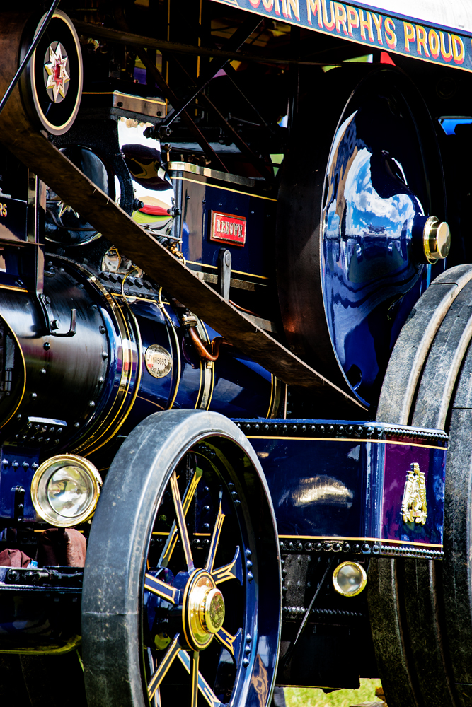 The Steam Traction Engine