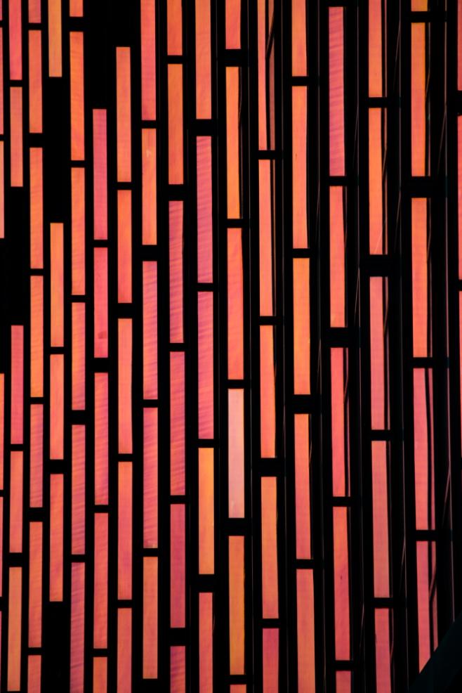 The Copper Coloured Windows