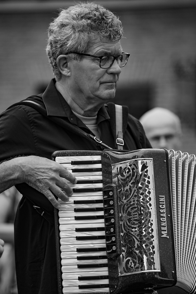 The Gentleman Accordionist