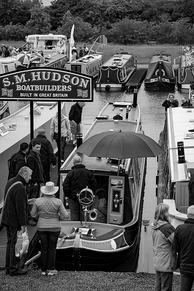 The Narrow Boats
