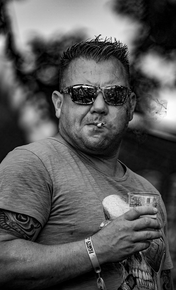 The Beer and the Cigarette