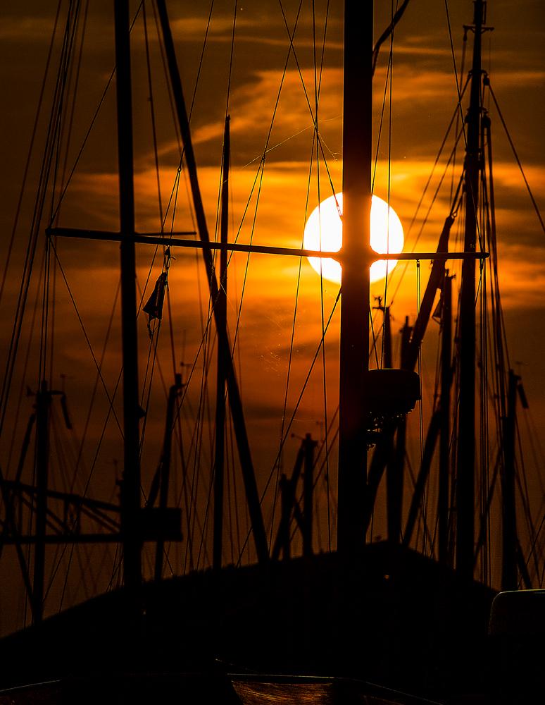 The Sun Over The Yardarm