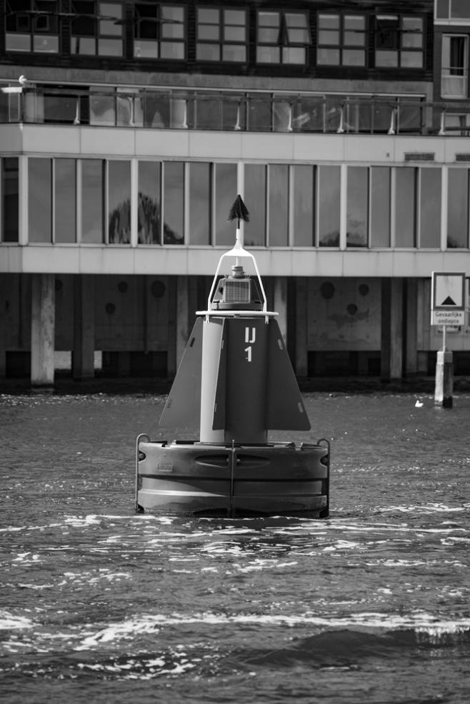 The buoy oh boy..