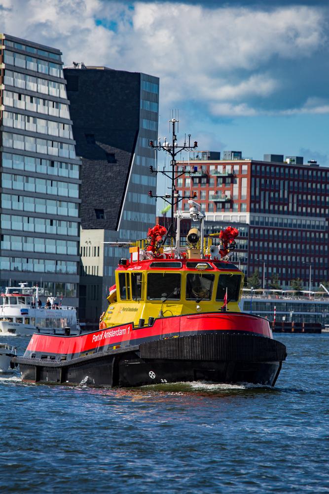 The Amsterdam Tug