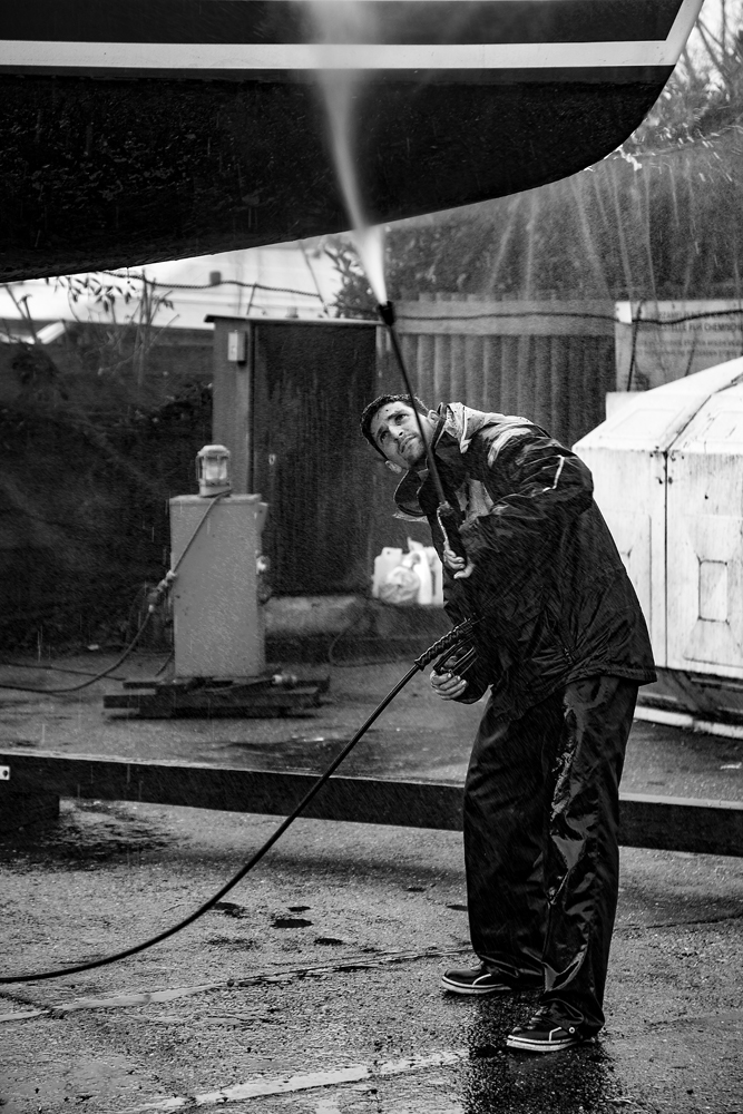 The Jet Washer Man