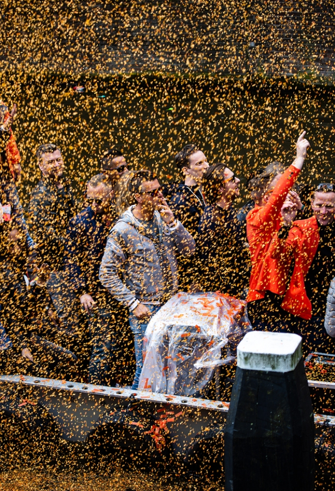 The Confetti Bomb