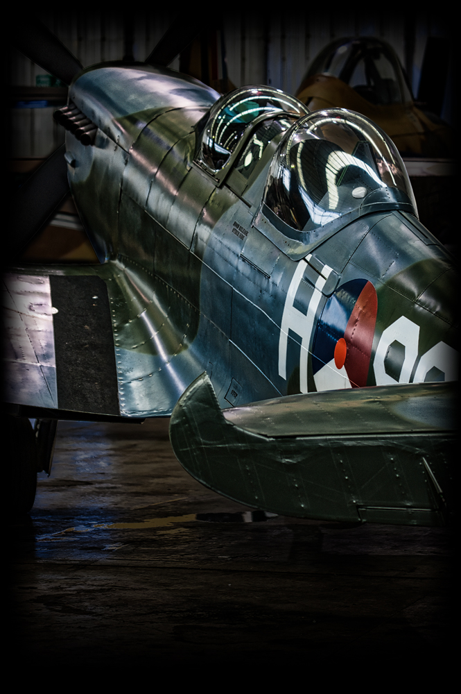 The Spitfire (dual seat)