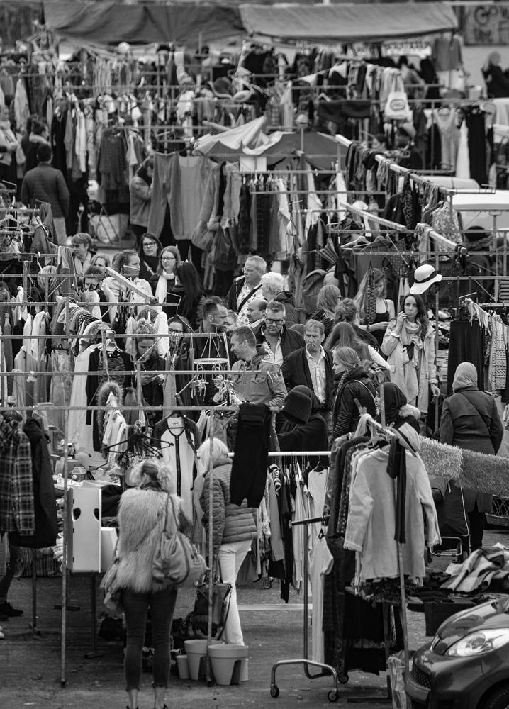 The Amsterdam Flea Market