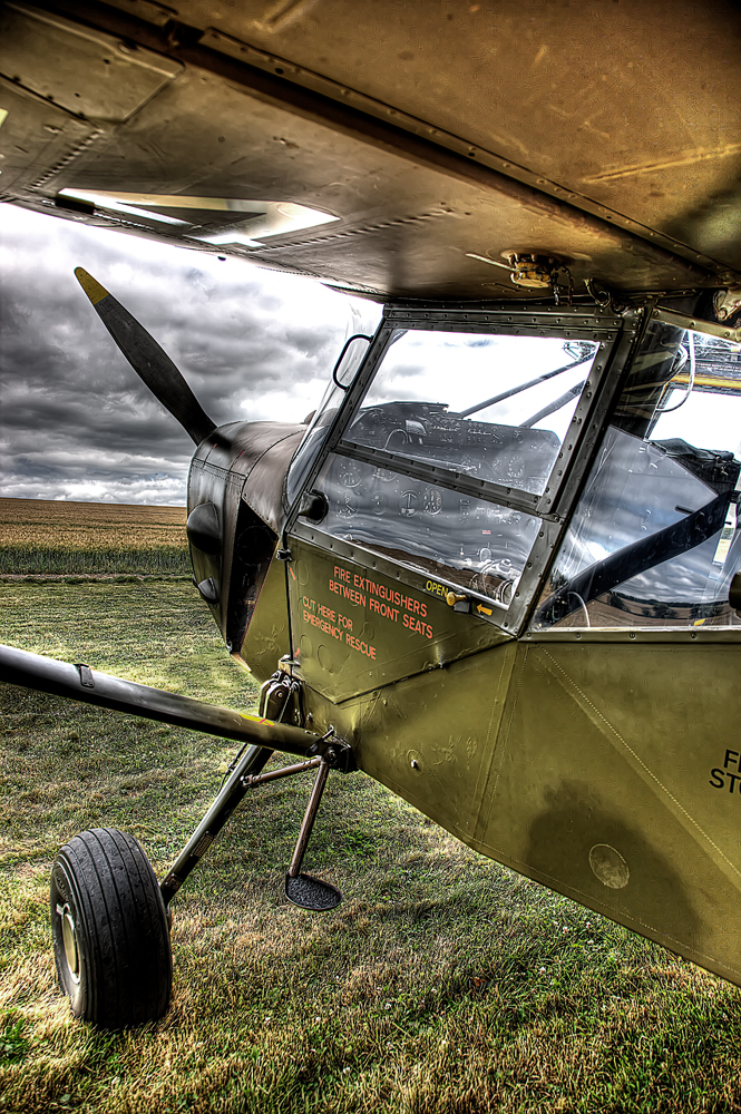 The Spotter Plane