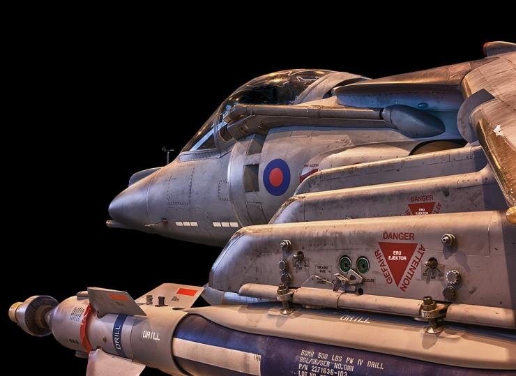 The Harrier (2)