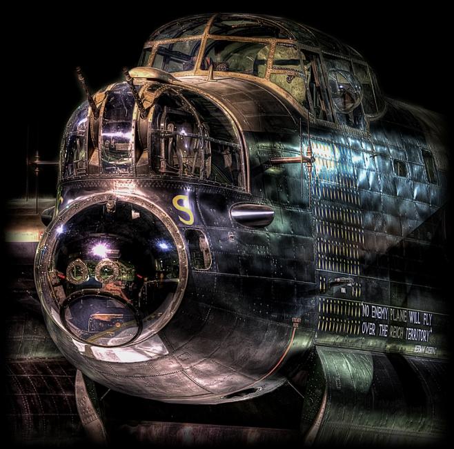 The Avro Lancaster