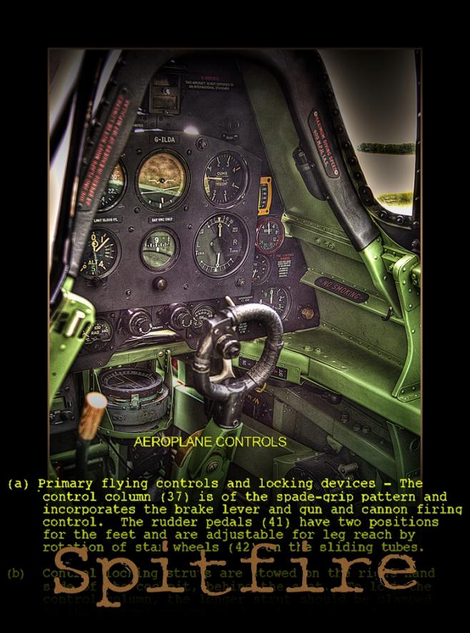The Spitfire - Pilot's Notes