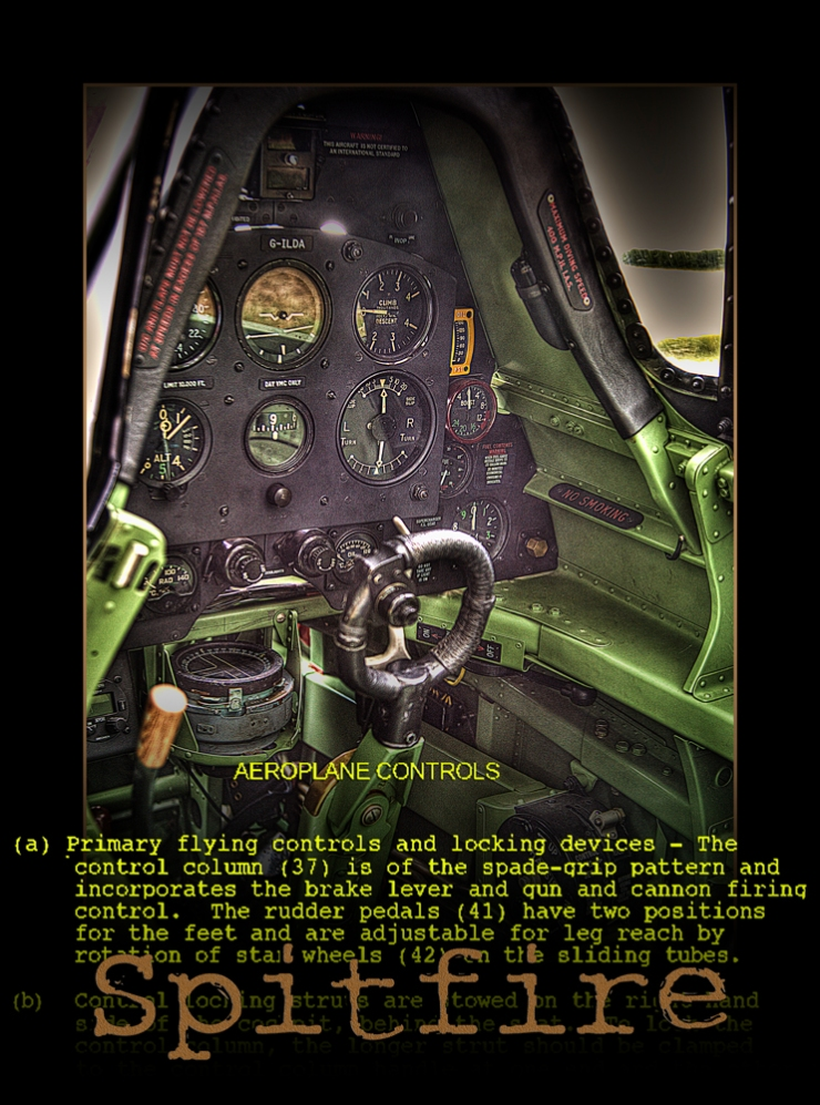 The Spitfire - Pilot's Notes