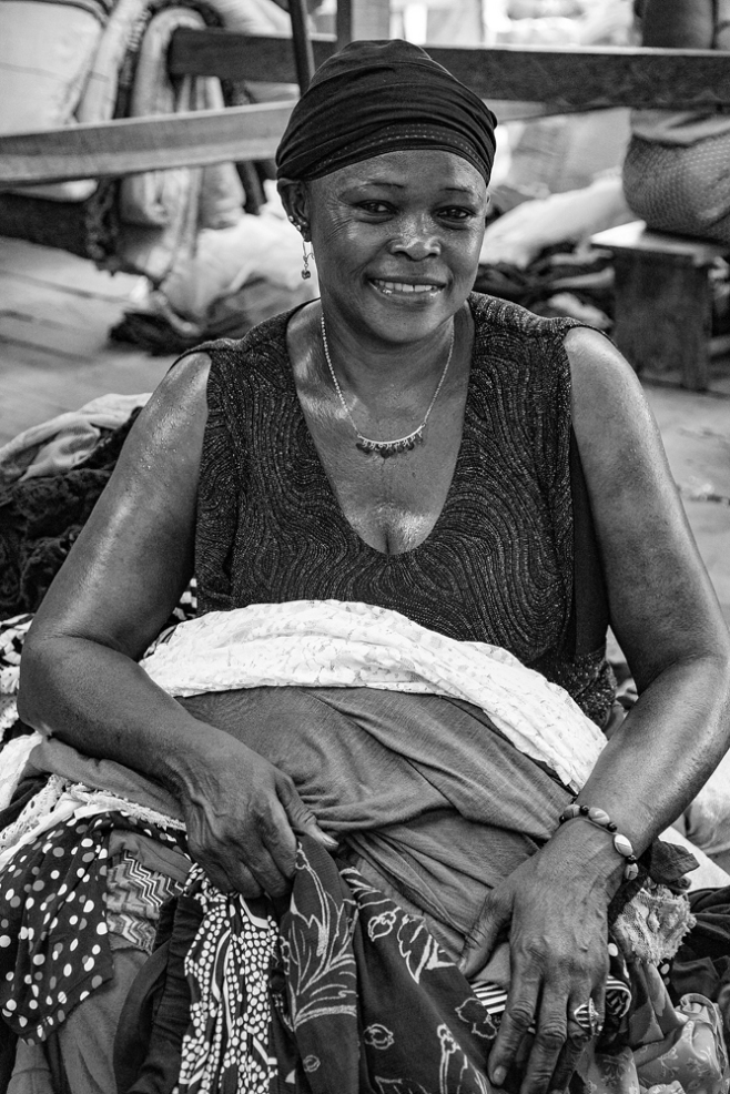 The Market Lady