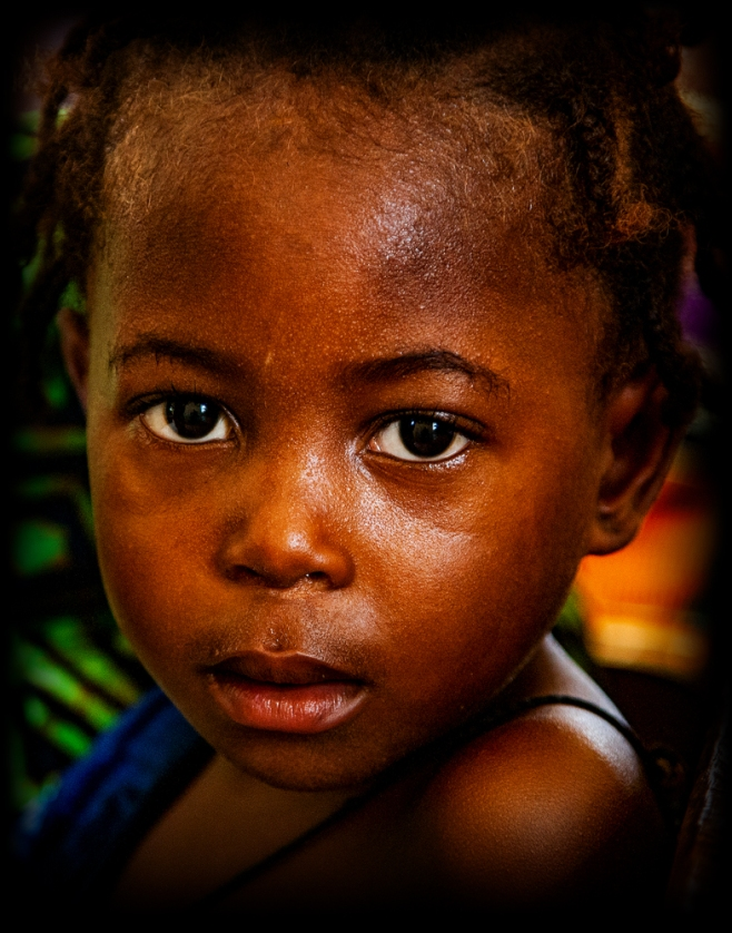 The African Girl