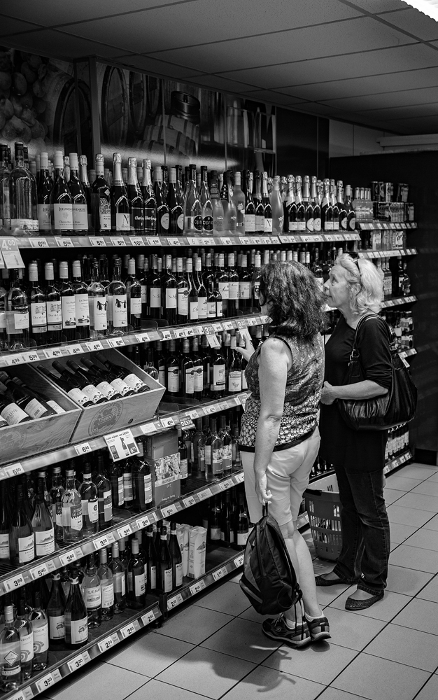 The Wine Shoppers