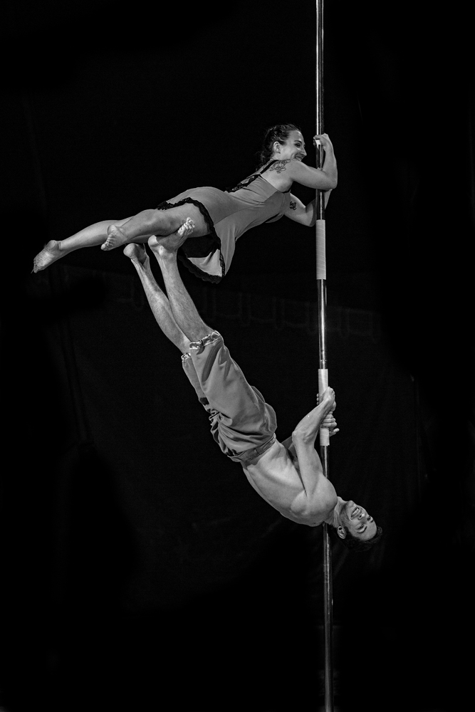 The Pole Dancers