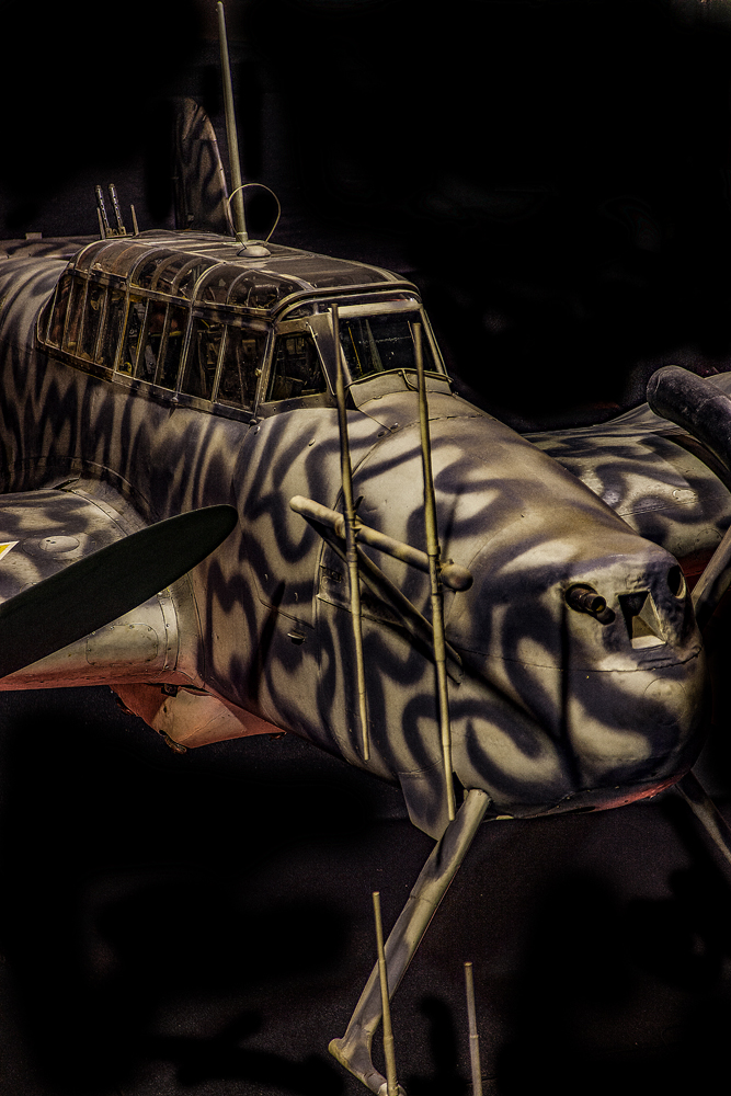 The Night Fighter - Richard Broom Photography