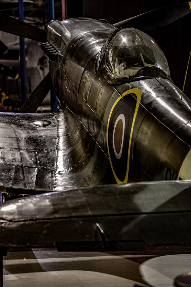 The Spitfire (2) - Richard Broom Photography