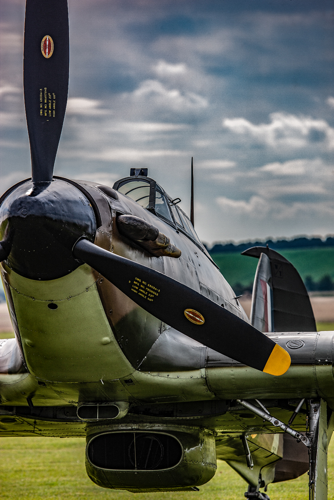 The Spitfire (1) - Richard Broom Photography