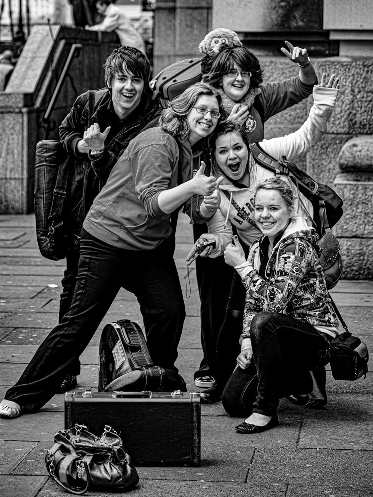 The Band - Richard Broom Photography