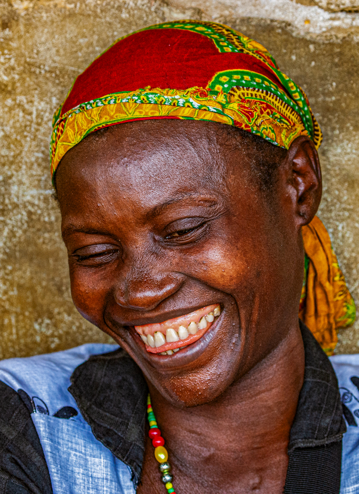The African Smile - Richard Broom Photography