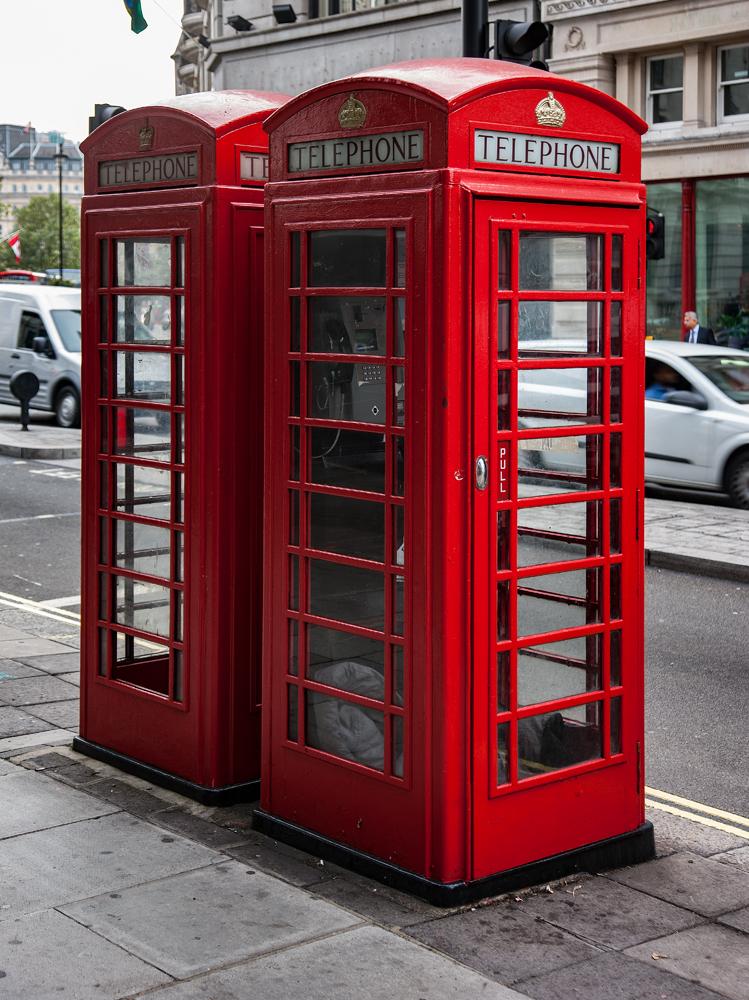 The Telephone Box - Richard Broom Photography