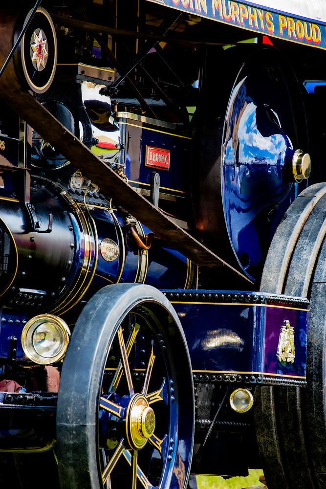 The Steam Traction Engine - Richard Broom Photography