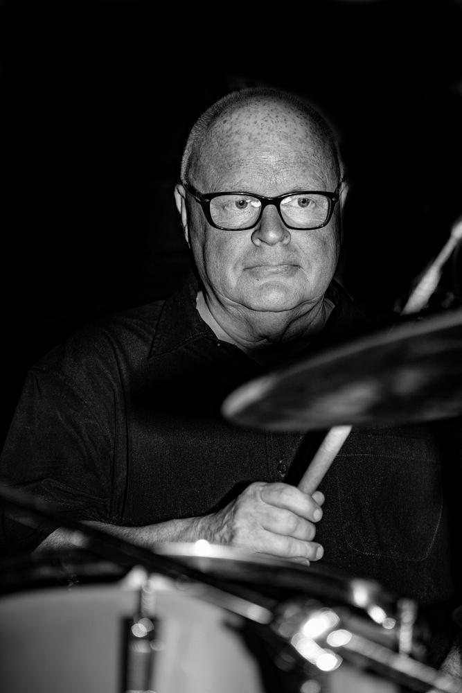 The Drummer - Richard Broom Photography