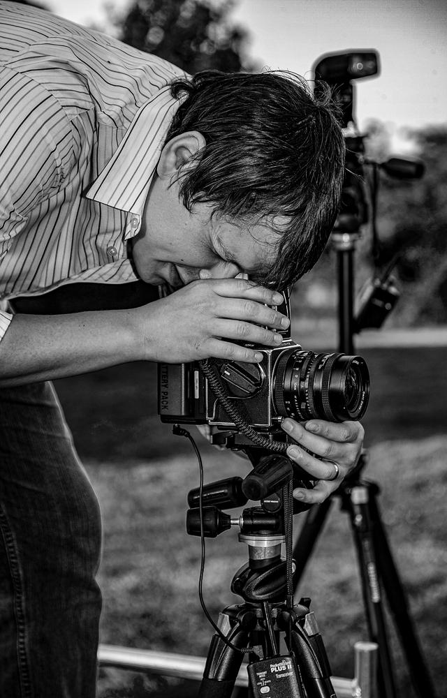 The Photographer - Richard Broom Photography
