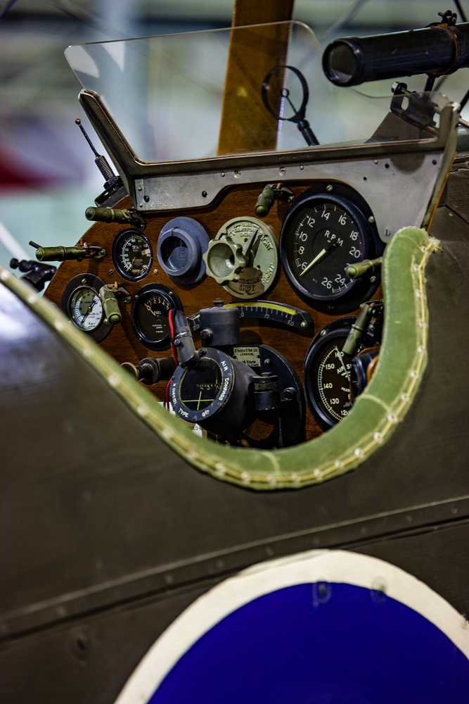 The Cockpit - Richard Broom Photography