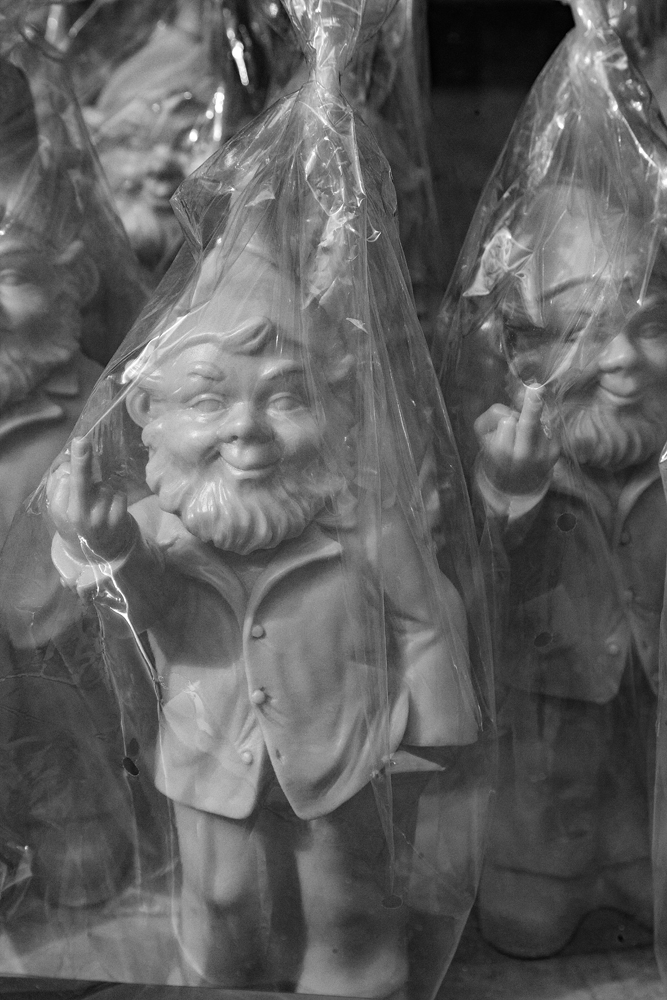 The Naughty Gnome - Richard Broom Photography