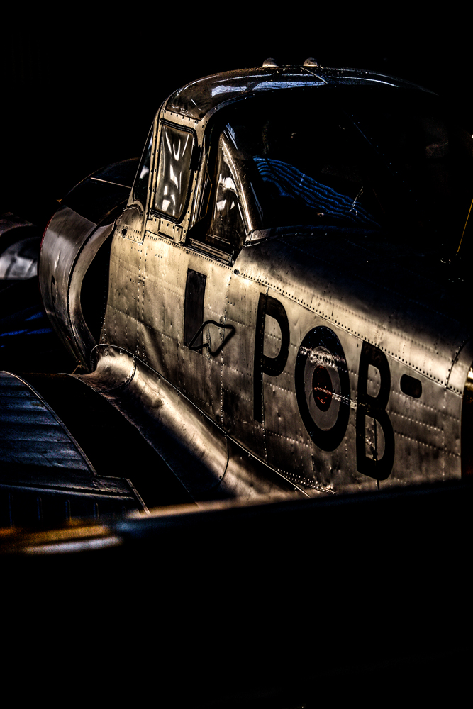 The Piston Provost - Richard Broom Photography