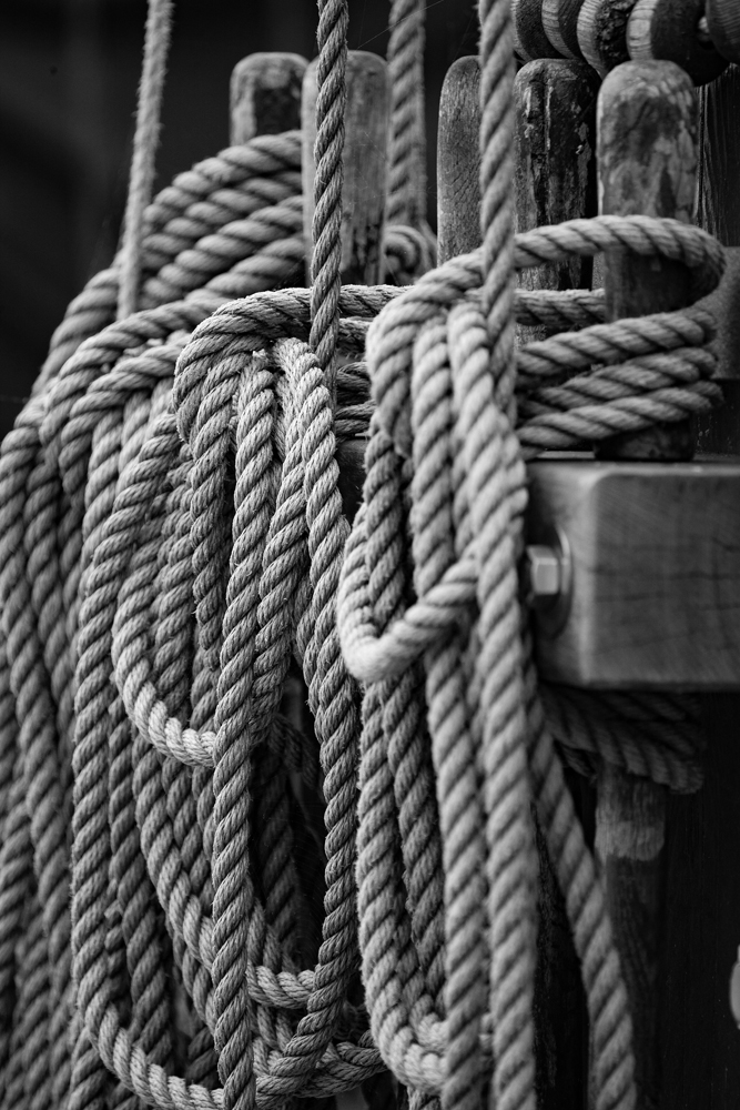 The Ropes - Richard Broom Photography