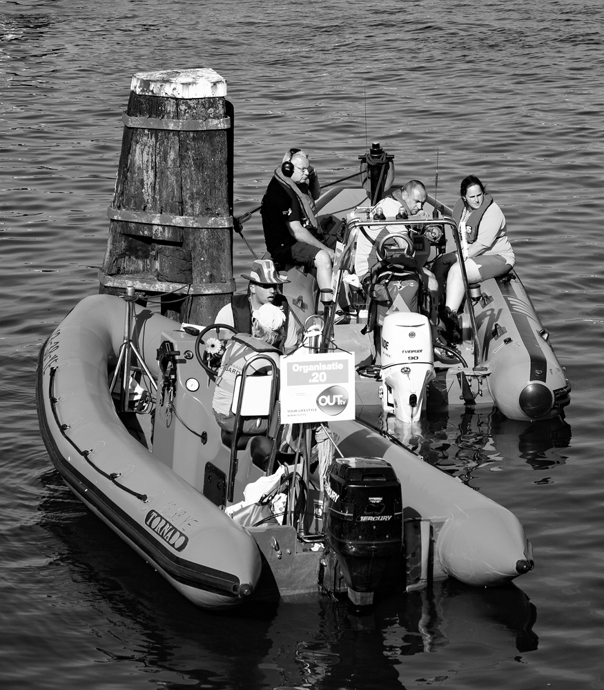 The Rescue Boats - Richard Broom Photography