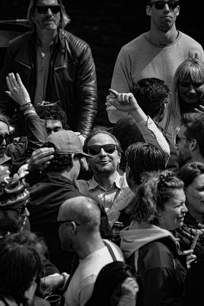 The Man in the Crowd - Richard Broom Photography
