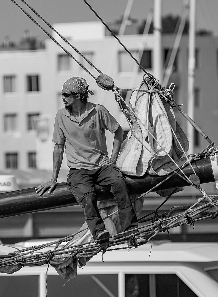 The Sailor - Richard Broom Photography