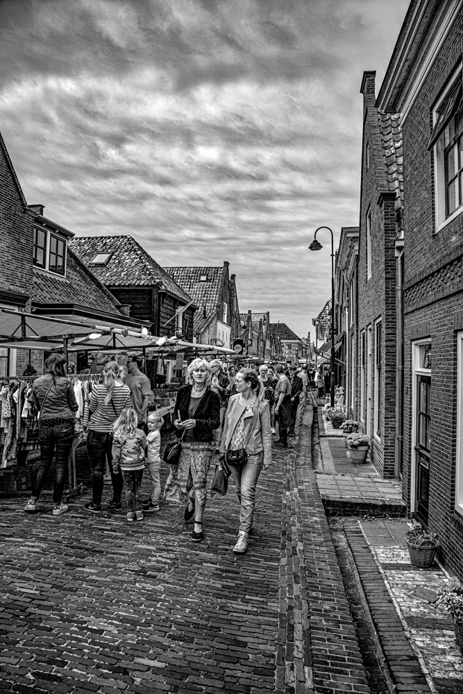 The Market - Richard Broom Photography