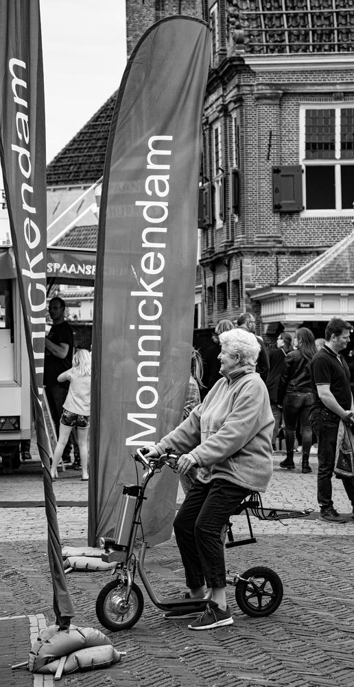 The Monnickendam Girl - Richard Broom Photography