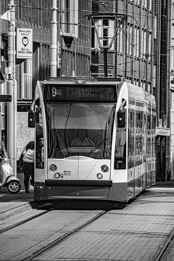 The Streetcar - Richard Broom Photography