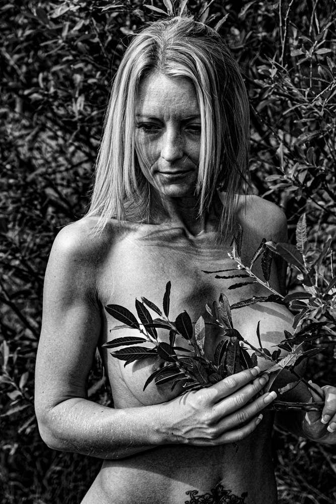 The Tree Girl (1) - Richard Broom Photography