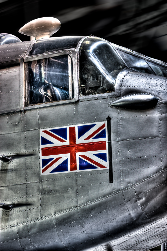 The Flag Flyer - Richard Broom Photography