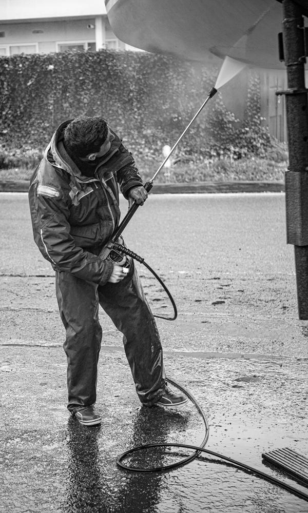 The Squirter - Richard Broom Photography